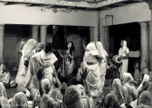 Durga~ the one with the widows at Vridavan