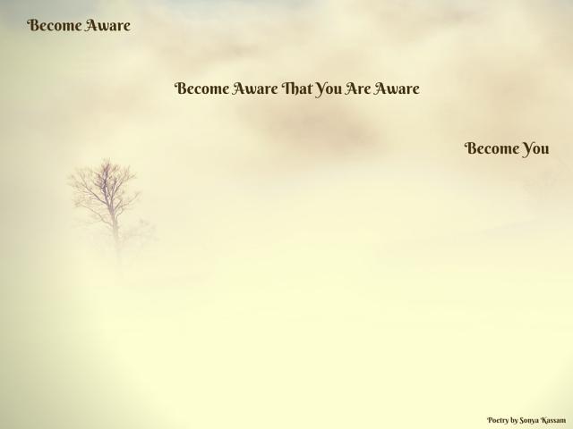 Become Aware (1)