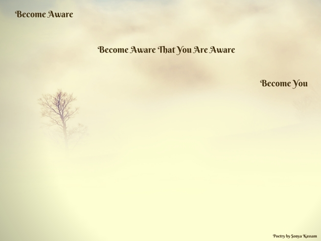 Become Aware (1)
