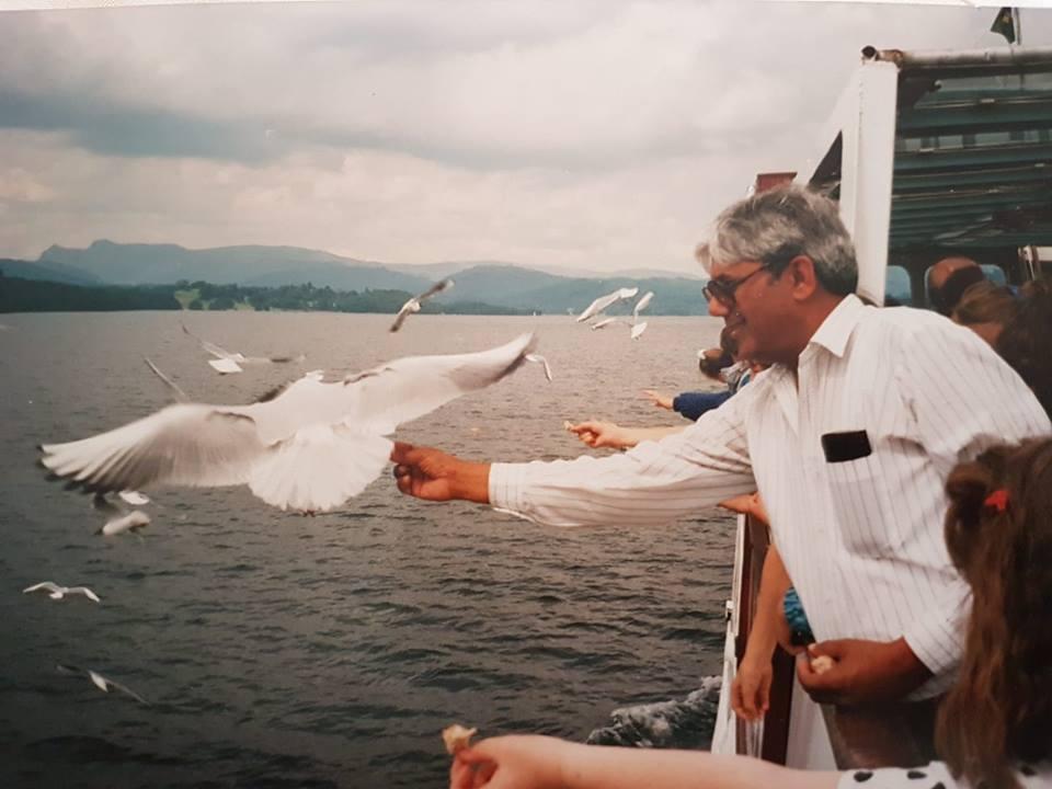 Papa Seagulls