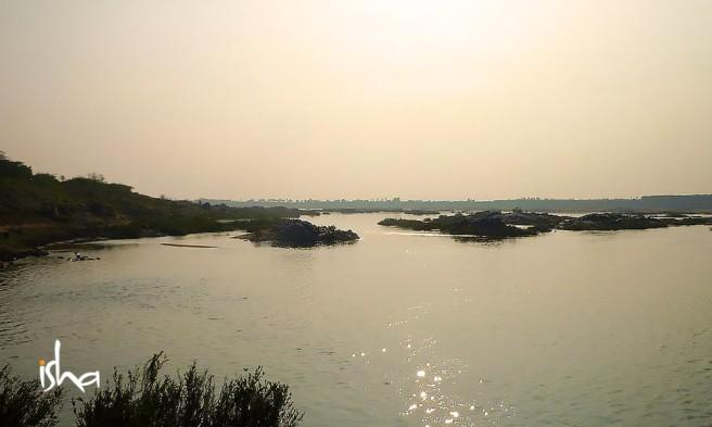 river cauvery calling Isha Foundation Sadhguru