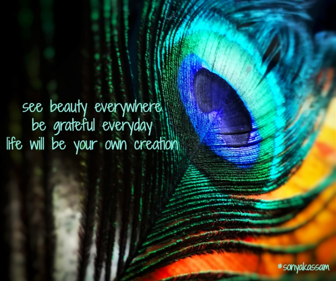poetry by sonya kassam life your own creation