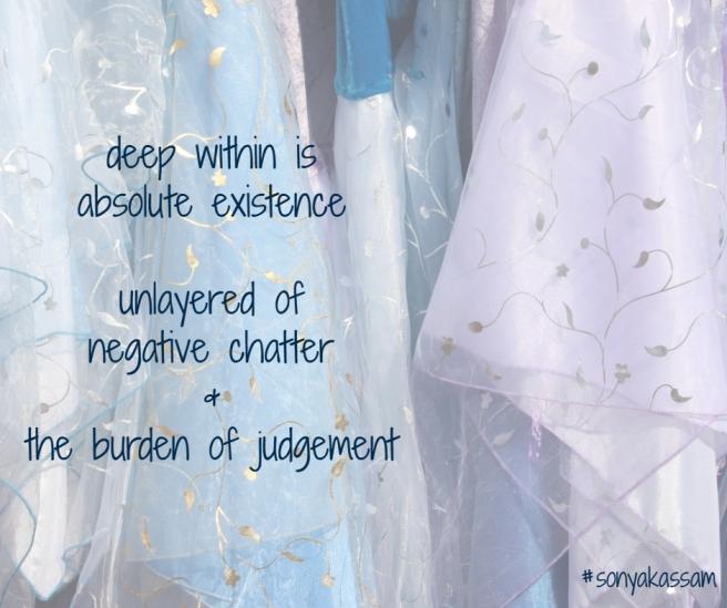 Poetry by Sonya Kassam Unlayered
